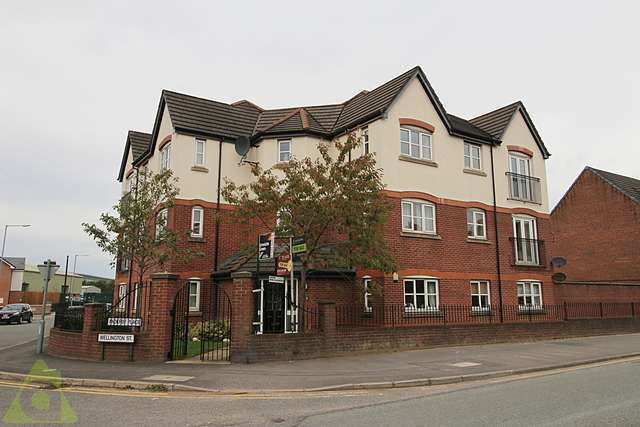 Anderby Place shared ownership flat
