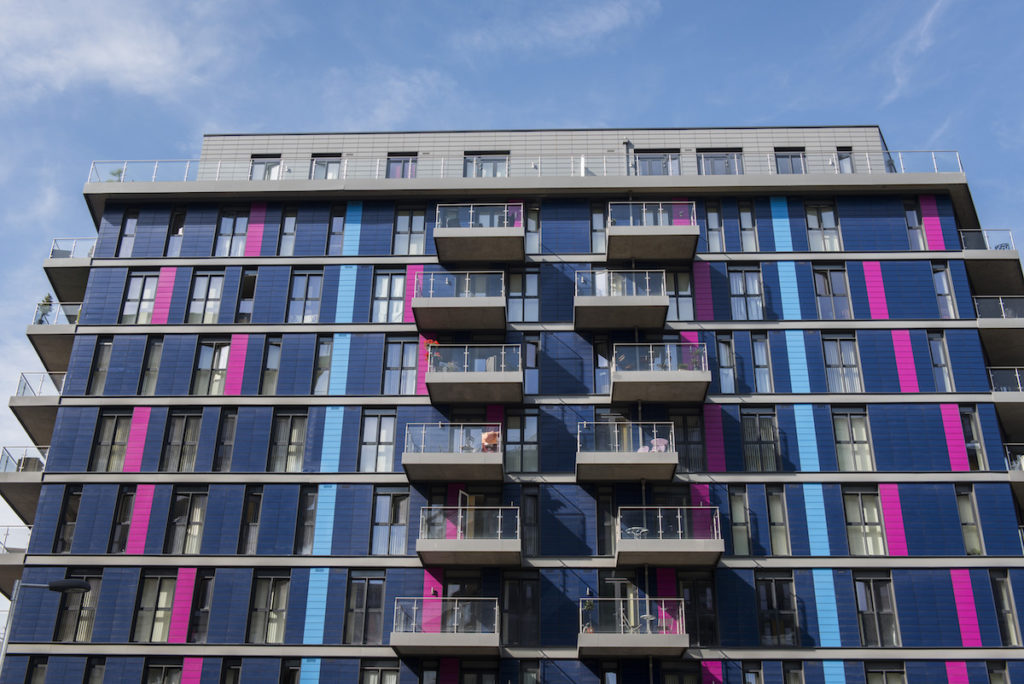 Network Homes shared ownership - Cosgrove House